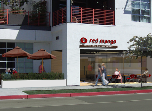 Red Mango - Santa Monica